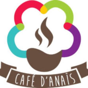 LE NOEL DU CAFE D'ANAIS – SAMEDI 7 DECEMBRE