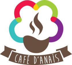 logo café d'anais