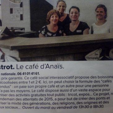 Un nouvel article de La Gazette, merci !