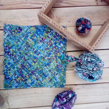 Atelier tissage et recyclage de tissus – Vendredi 12 Octobre de 14h à 17h
